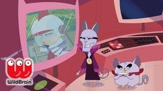Kid Vs. Kat 🐈 Blasteroid Blues / Rat-A-Phooey 🐈 Season 2 - Episode 4 (S02E30) | WildBrain