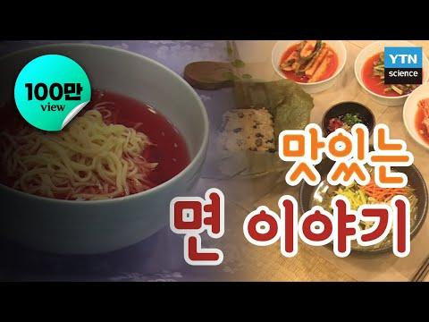 [다큐S] 맛있는 '면'이야기 / YTN 사이언스