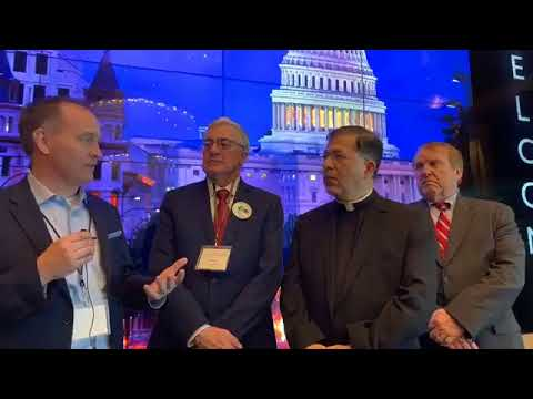Pro-life leaders gathered in Washington urging you to vote pro life