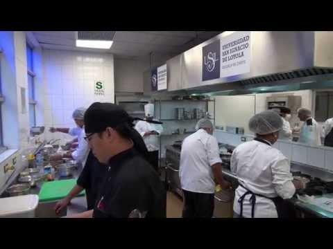 Capacitaciones En La Escuela De Chefs De La USIL Sede Lima Norte