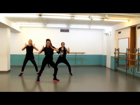 DJ KATCH - The Horns I choreography by Angelik (True...