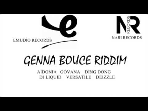 GENNA BOUNCE RIDDIM MIX july 2017  DJ RAEVAS