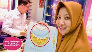 Beli Perhiasan Emas Murni 9999 Asli Taiwan Harganya Bikin Kantongku Jeboll Pemirsa..!!