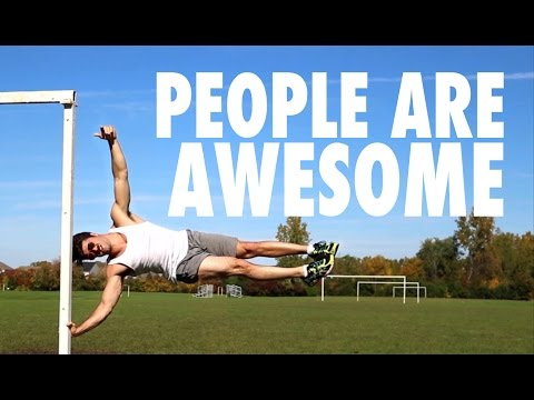 Unbelievable One Arm Human Flag! | How to do it Immediately CHEAT CODES