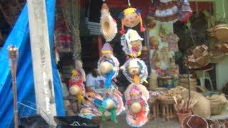Conheça o mercado de artesanato de Maceió