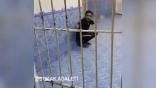 Adana deliler hastanesinde şarkı söyleyen hasta