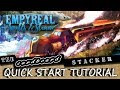 How to Play Empyreal: Spells and Steam (Level 99 Games) - Quick Starter Tutorial
