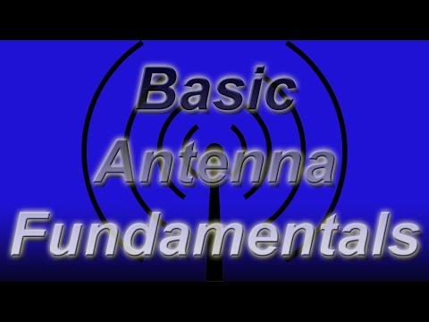 Basic Antenna Fundamentals