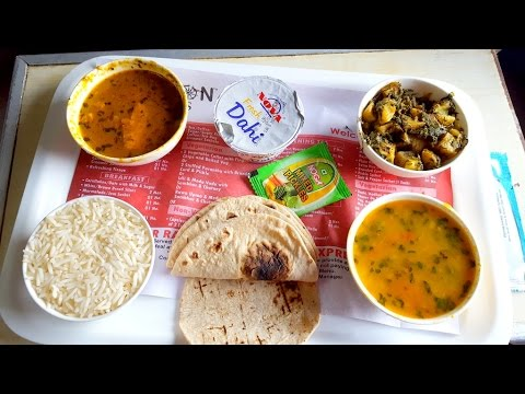rajdhani express menu Sub: revision of menu/tariff of catering services in rajdhani/shatabdi/duronto be served to the passengers on board shatabdi/rajdhani/duronto express trains on.