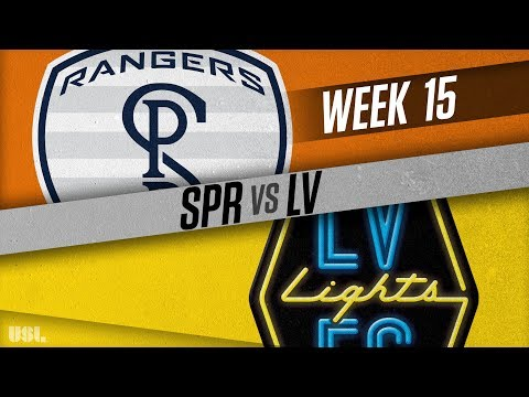 Swope Park Rangers vs Las Vegas Lights FC: June 24, 2018