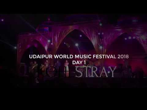 Udaipur World Music Festival 2018 Day 1