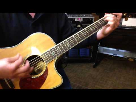 Alternate Tuning D#GCGCD# - Key C Natural Minor