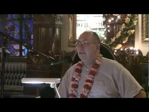 Lecture - Chaitanya Chandra das - Reading from Prabhupada Antya-Lila