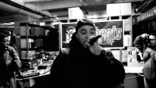 GO GREEN - Kaimbr & Kev Brown - Official Video by Redef Recs, Filmed LIVE @ Fat Beats