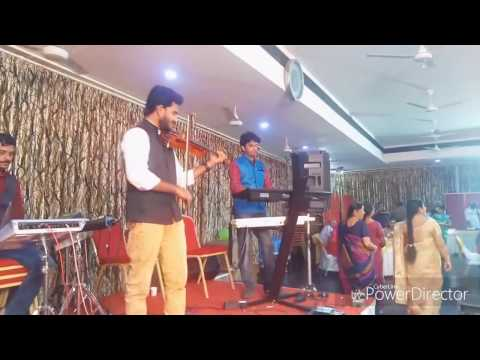 Malare  and ayiram kannumayi on violin