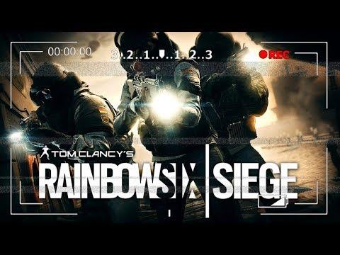 Rainbow Six Siege  Morgan Reale
