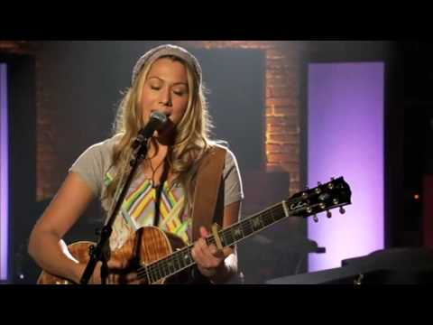 Colbie Caillat - Bubbly - Live Walmart Soundcheck