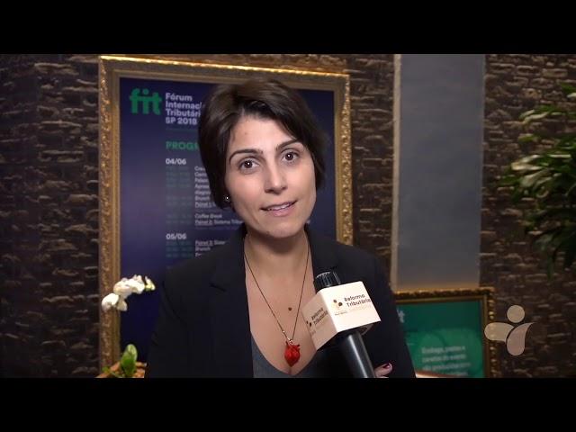FIT 2018 | Manuela D'Ávila - Pré-candidata pelo PCdoB