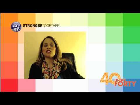 Alis P. Rodriguez, MBA, MLT(ASCP) – ASCP 2015 40 Under Forty Video Essay