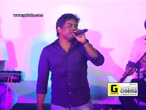 Yuvan Live Performance Song 5