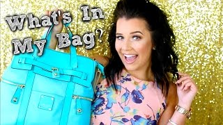 What's In My BAG? | 2016 Summer Edition!