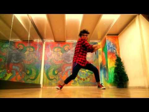 kabhi jo badal barse choreographed by naveen bhattrai aka B BOY MOUNT