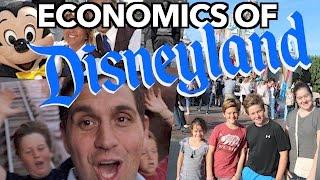 The Economics of Disneyland with Jacob Clifford