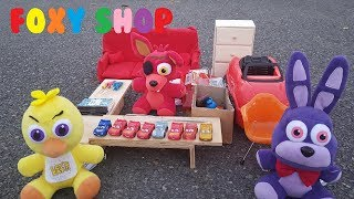 - FNAF Plush Episode 25 Foxy Shop