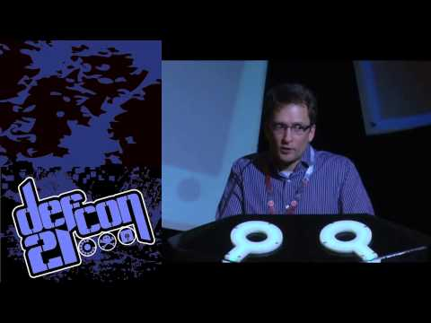 Defcon 21 - Unexpected Stories - From a Hacker Who Made It Inside the Government