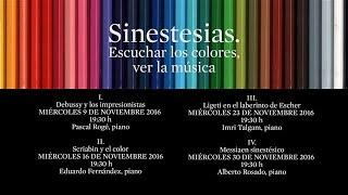 Azul el color de la musica