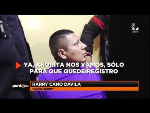 Loco Harry: Así fue la caída del líder de los Malditos de Bayóvar