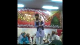Mil gaya mujhko sarf e huzuri agar by Habibullah Faizi naat
