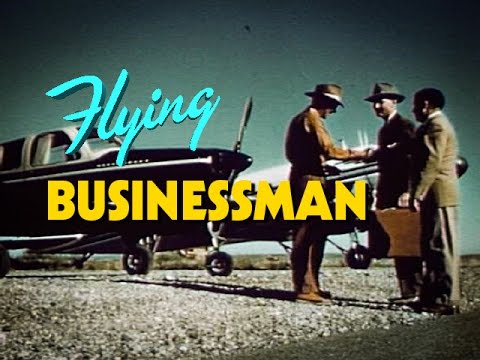Flying Businessman: The Golden Age of Aviation (1953 Douglas DC-6)