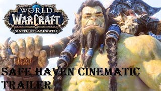 """World of Warcraft: """"Safe Haven"""" Cinematic Trailer"""