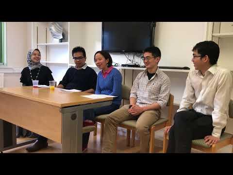 Cambridge Indonesia Association Career Evening