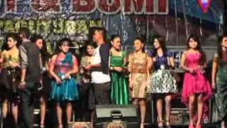 SETANGKAI BUNGA PADI - All Artis MONATA Tasik Agung Rembang 2014