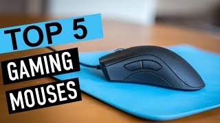 BEST 5: Gaming Mouses 2018