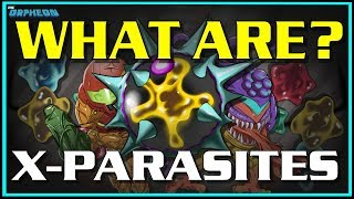 What are the X-Parasites