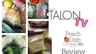 Peachdish Review | Talon Tv