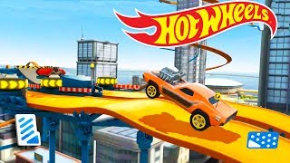 Hot Wheels: Race Off - Daily Race Off And Supercharge Challenge #19 | Android Gameplay |Droidnation
