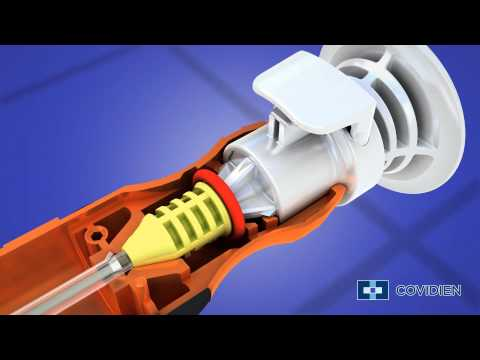 BNX Fine Needle Aspiration System by Covidien - 3D Medical Animation