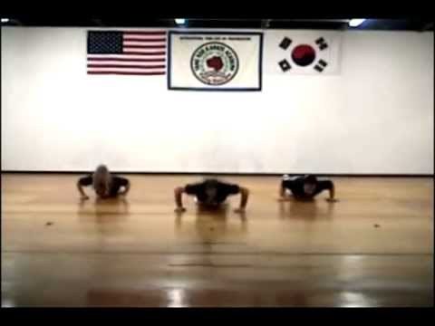 20 min Martial Arts Workout