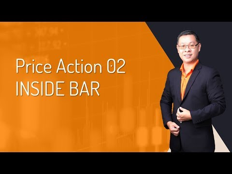 Forex สอน เทรด : 134 - Price Action 02 : Inside Bar