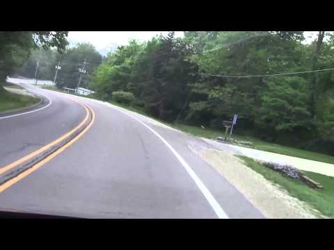 Driving thru Fort Madison, IA & testing DIY camera stabilizer