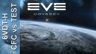 EVE Online - Largest battle ever in 6VDT - 4000+ players thumbnail