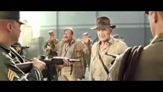 Indiana Jones und das Königreich der Kristallschädel - German Movie Trailer (Blockbuster)