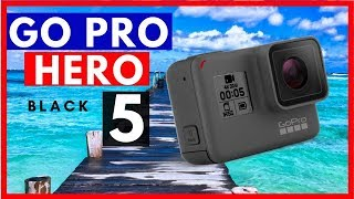 GoPro: Introducing HERO5 Black-  in 4K   The Launch in 4K