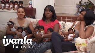 Meet 3 Women Who Were All Pregnant by Jay at the Same Time | Iyanla: Fix My Life | OWN