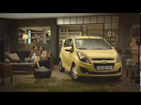 Reklama Tv Chevrolet Spark Dealer Dixi Car Youtube