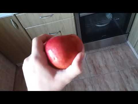 How to bite an apple